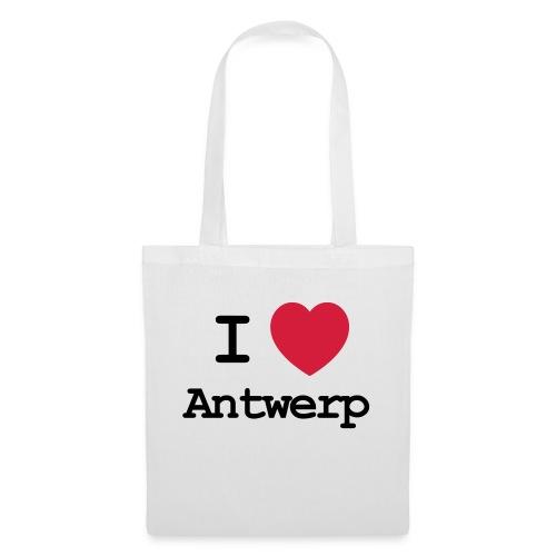 I love Antwerp - Tas van stof