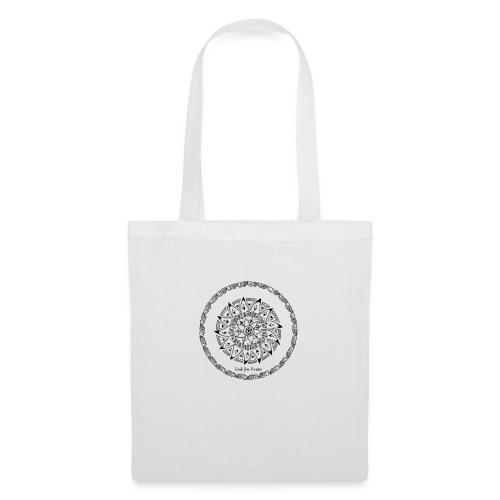 Mandala - La Roue Tourne - Sac en tissu
