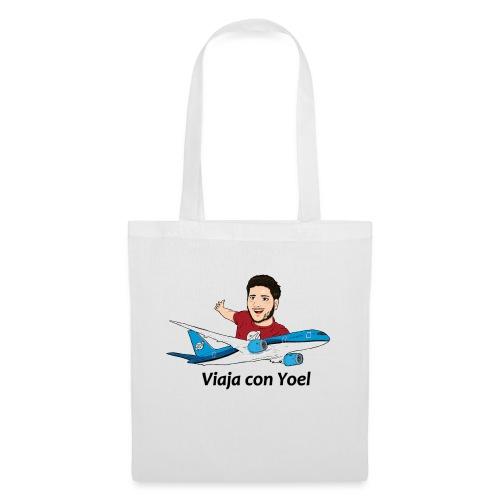 Frequent Flyer Red Viaja con Yoel - Bolsa de tela