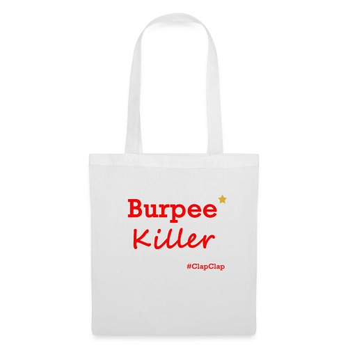 Burpee Killer Stern - Stoffbeutel