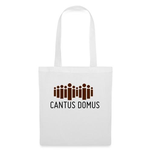 Cantus Domus Logo ohne Untertitel 2c - Stoffbeutel
