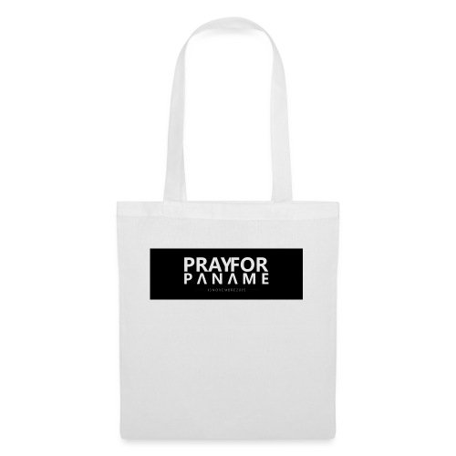 TEE-SHIRT HOMME - PRAY FOR PANAME - Tote Bag