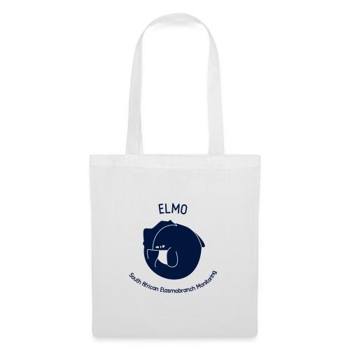 ELMO Logo blue - Tote Bag