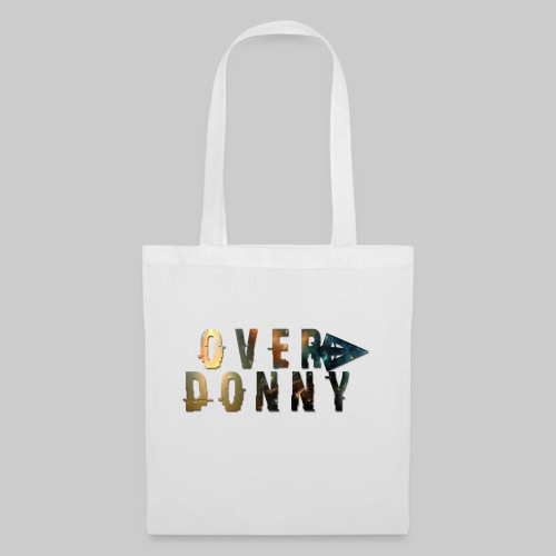 Over Donny [Arrow Version] - Borsa di stoffa