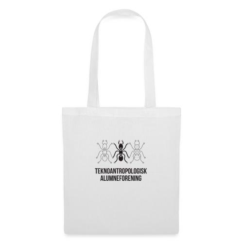 Teknoantropologisk Støtte T-shirt figur syet - Mulepose