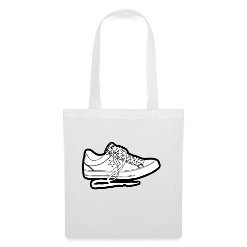 sneaker1 - Tygväska