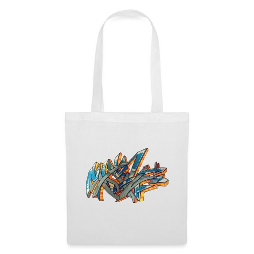 Srow wildstyle sensation 1 - Tote Bag