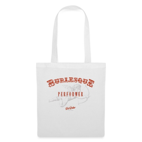 Burlesque Performer - Tote Bag