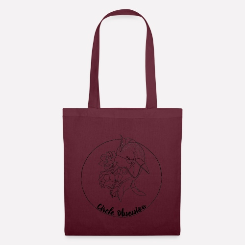 Circle Obsession - Tote Bag
