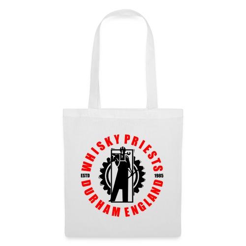 IRON MAN LOGO RED BLACK TRANS - Tote Bag