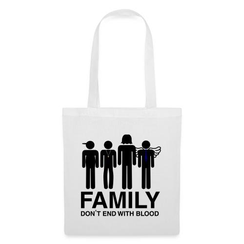 Family (light) Hoodies & Sweatshirts - Tote Bag