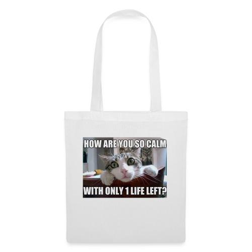 Y u so calm - Tote Bag