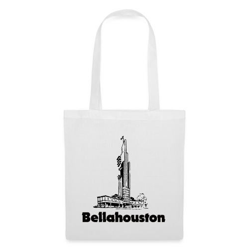 Bellahouston Tate Tower - Tote Bag