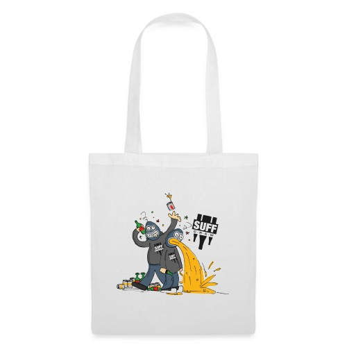 Suff Crew Caricature - Tote Bag