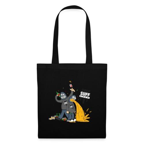 Suff Crew Caricature - Tote Bag