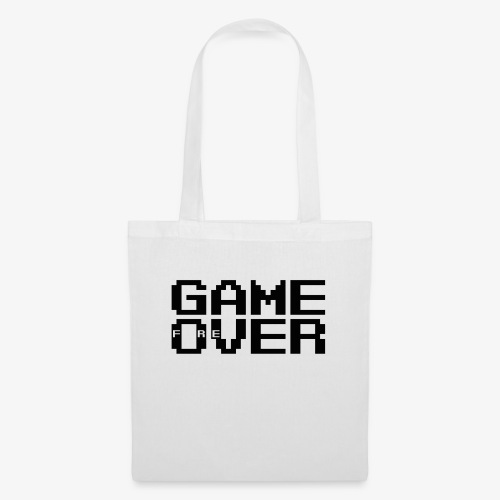 GAME fOreVER 2lines L FREtrans - Tote Bag