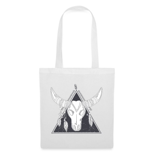 T-shirt triangle - Tote Bag