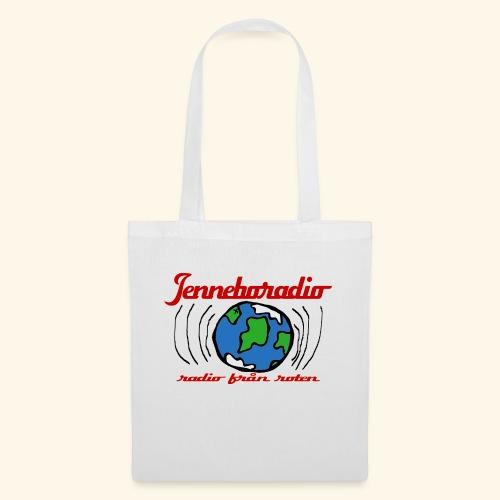 Jenneboradio -Sveriges minsta radiostation - Tygväska