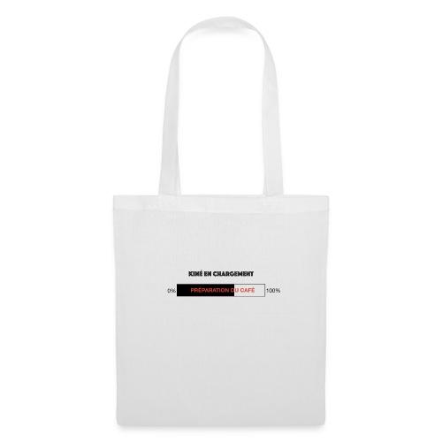 Kiné en charment - Tote Bag