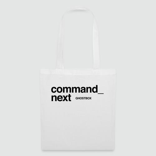 Command next – Ghostbox Staffel 2 - Stoffbeutel