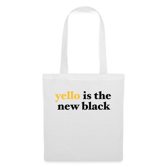 yello is the new black
