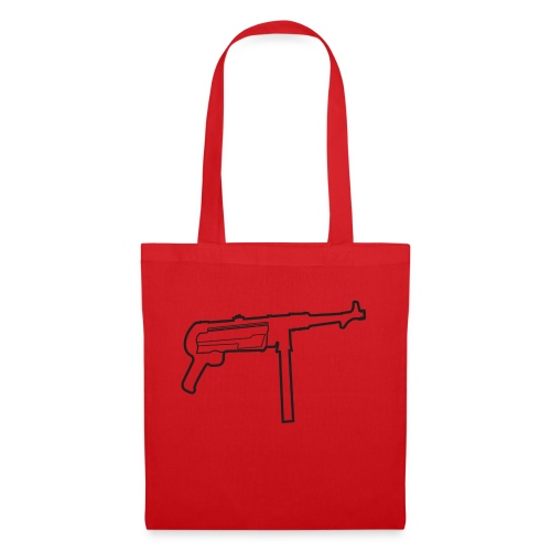 Mp40 german gun maschinenpistole 40 - Tote Bag