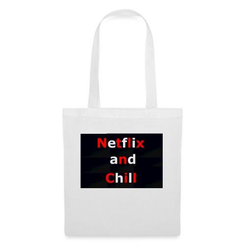 Netflixx and Chill - Stoffbeutel