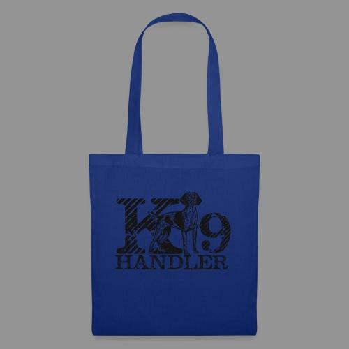K-9 Handler - German Shorthaired Pointer - Tote Bag