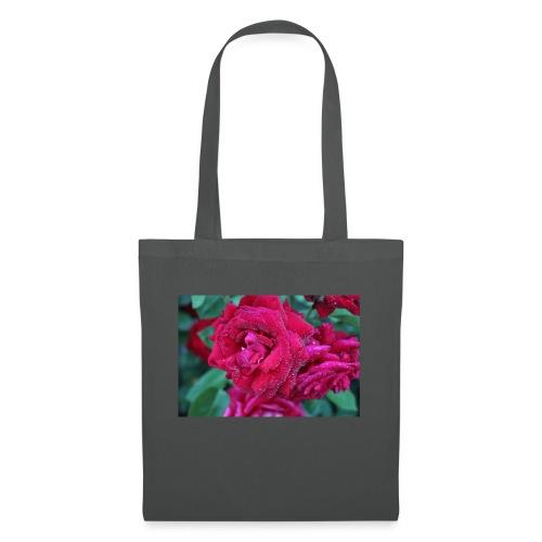 Rosa preciosa - Bolsa de tela