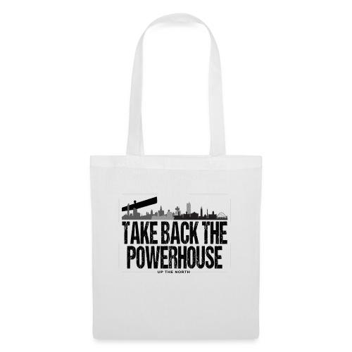 Take Back The Powerhouse - Tote Bag