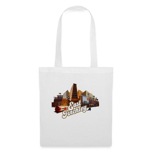Arjun & East Finchley - Tote Bag