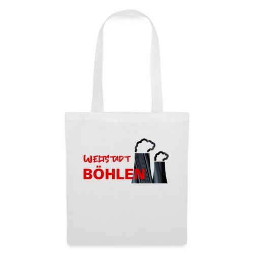 Weltstadt Böhlen - Stoffbeutel