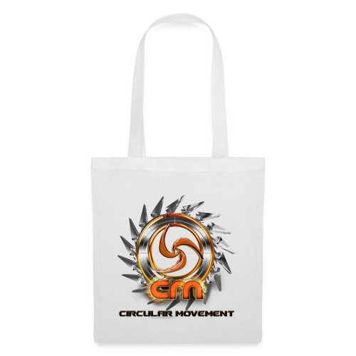 circular movement logo #1 - Stoffbeutel