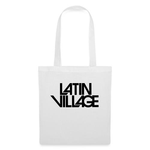 Logo Latin Village 30 - Tas van stof