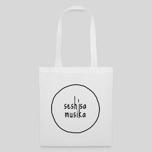 Sesh'sa Musika Official Label logo - Tote Bag