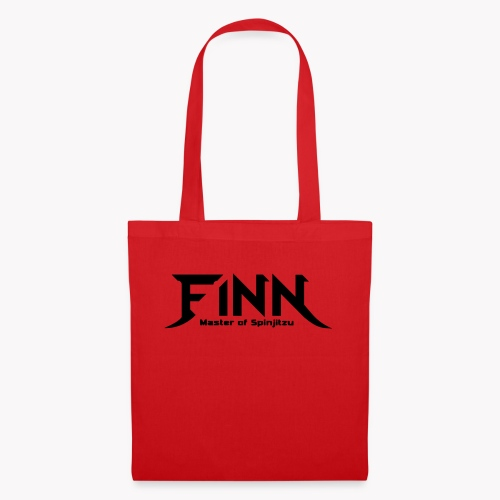 Finn - Master of Spinjitzu - Stoffbeutel