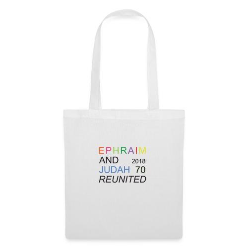EPHRAIM AND JUDAH Reunited 2018 - 70 - Tas van stof