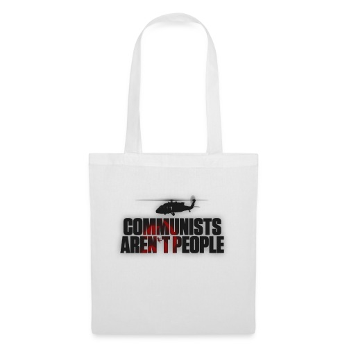 Communists aren't People (No uzalu logo) - Tote Bag