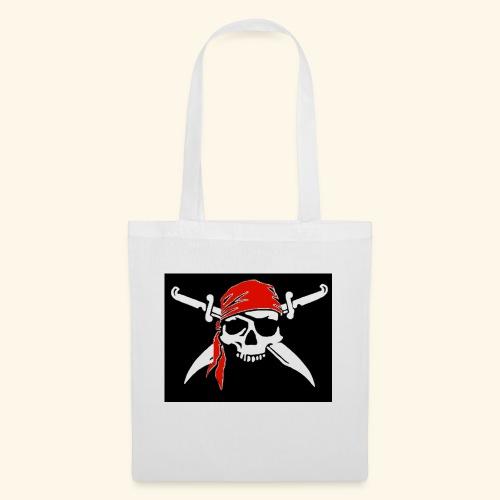 Bones Flag - Bolsa de tela