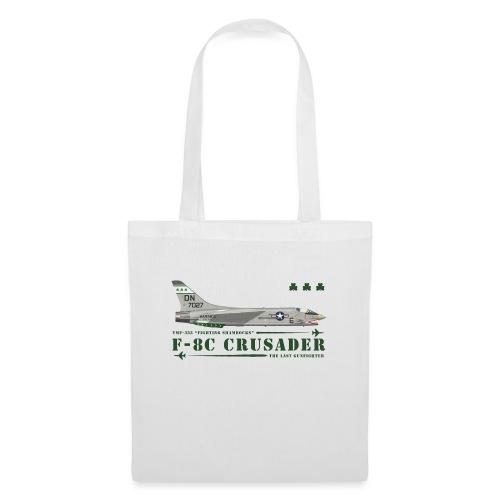 F-8C Crusader VMF-333 - Tote Bag