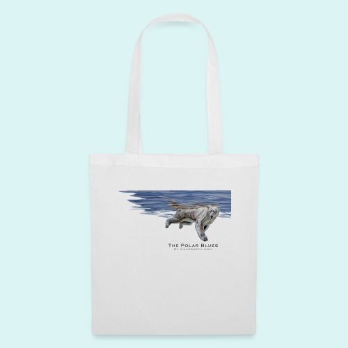 Polar-Blues-SpSh - Tote Bag