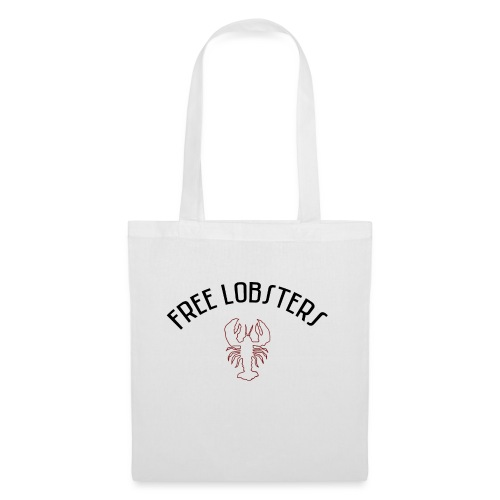 Free Lobsters - Tote Bag