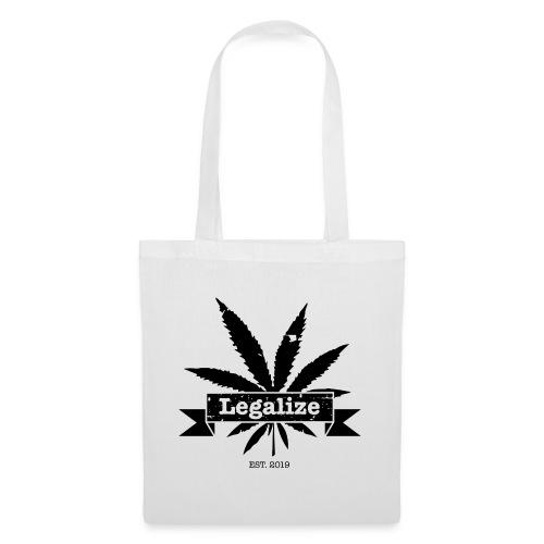 Legalize - Stoffbeutel