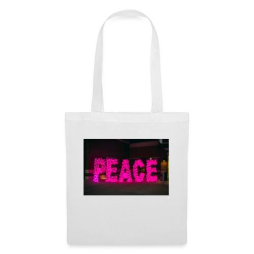 paz - Bolsa de tela