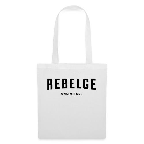 Rebelge België Belgique - Sac en tissu