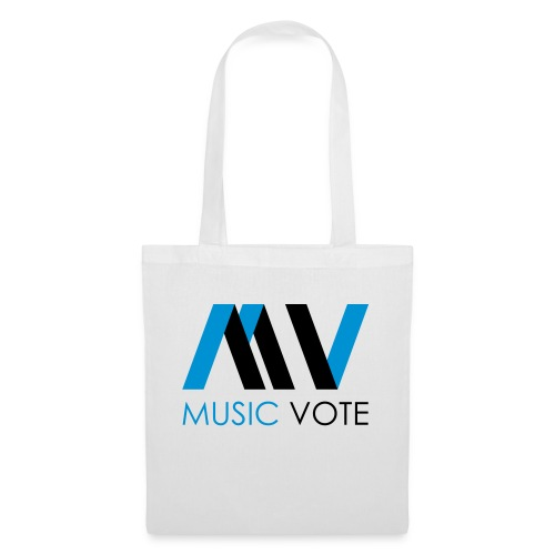MusicVote - Stoffbeutel