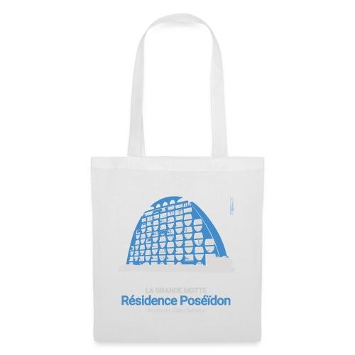 ArchitectureVintage - Résidence Poséïdon - Tote Bag