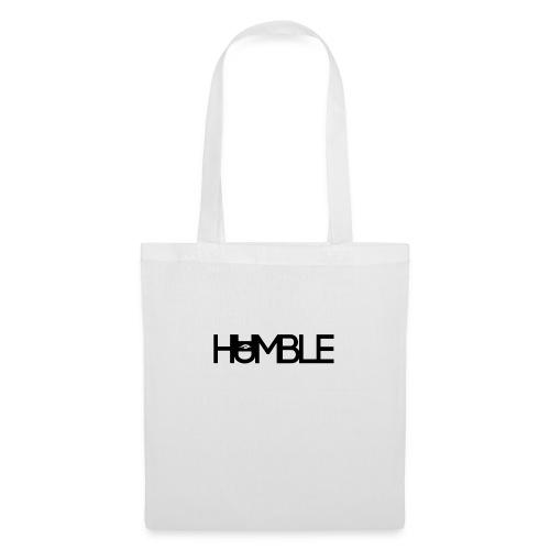 Humble logo - Tas van stof