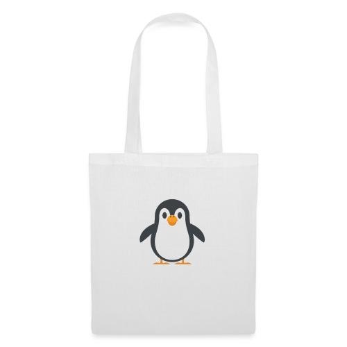 Pinguin - Stoffbeutel