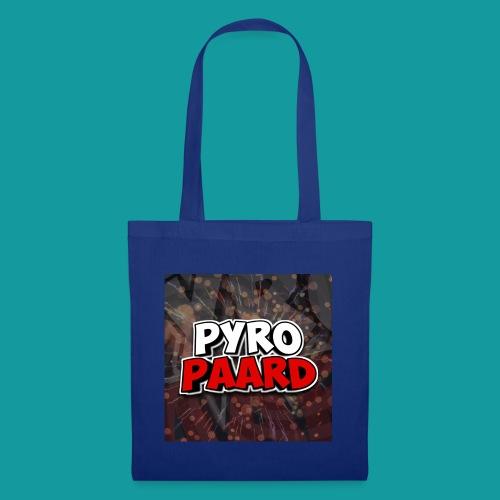 PyroPaard - Tas van stof